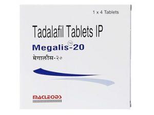 Acquista online Megalis 20mg steroide legale