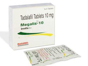 Acquista online Megalis 10mg steroide legale