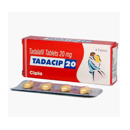 Acquista online Tadacip 20mg steroide legale