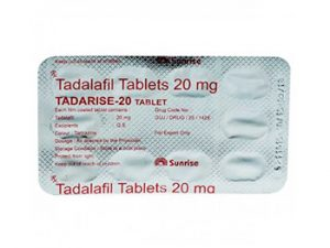 Acquista online Tadarise 20mg steroide legale