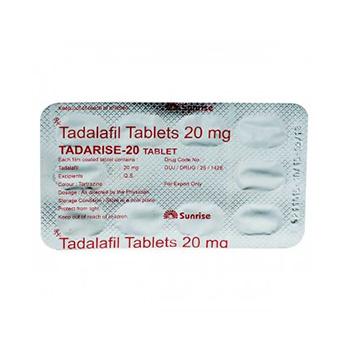 Acquista online Tadarise 20mg steroide legale