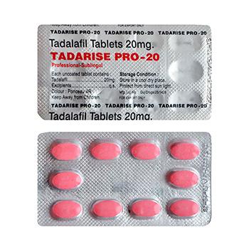 Acquista online Tadarise Pro 20mg steroide legale