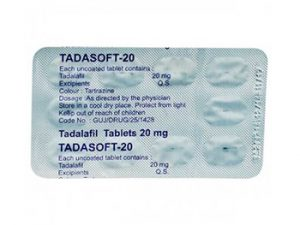 Acquista online Tadasoft 20mg steroide legale