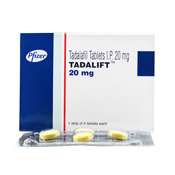 Acquista online Tadalift 20mg steroide legale
