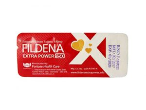 Acquista online Fildena Extra Power 150mg steroide legale