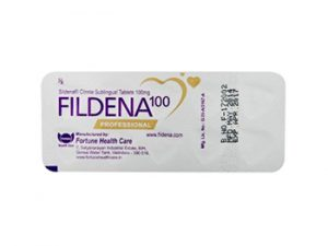 Acquista online Fildena Professional 100mg steroide legale