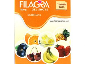 Acquista online Filagra Gel Shots 100mg steroide legale