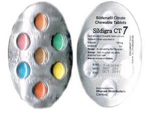 Acquista online Sildigra CT 7 steroide legale