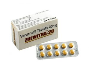 Acquista online Zhewitra 20mg steroide legale