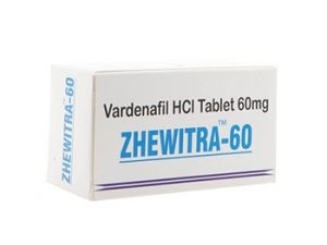 Acquista online Zhewitra 60mg steroide legale