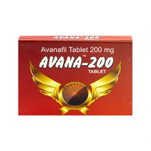 Acquista online Avana 200mg steroide legale